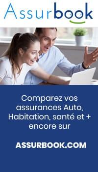 Assurbook.com, comparateur d'assurance et mutuelle pour les particuliers